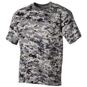 78b76496d56e95 MFH US T-Shirt, halbarm, digital- urban, 170g/m²