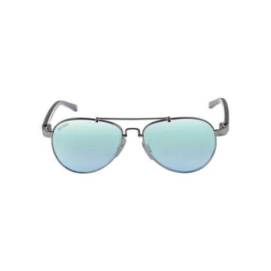 Urban Classics Sunglasses PureAv Youth gun/blue pGDwzmD