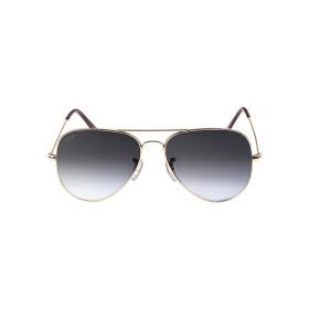 Urban Classics Sunglasses Mumbo Mirror gold/red iVPubrQp2A
