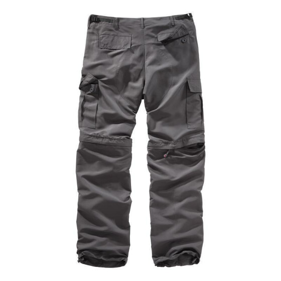 SURPLUS Outdoor Trousers Quickdry, anthrazit