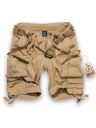 BRANDIT Savage Shorts, beige