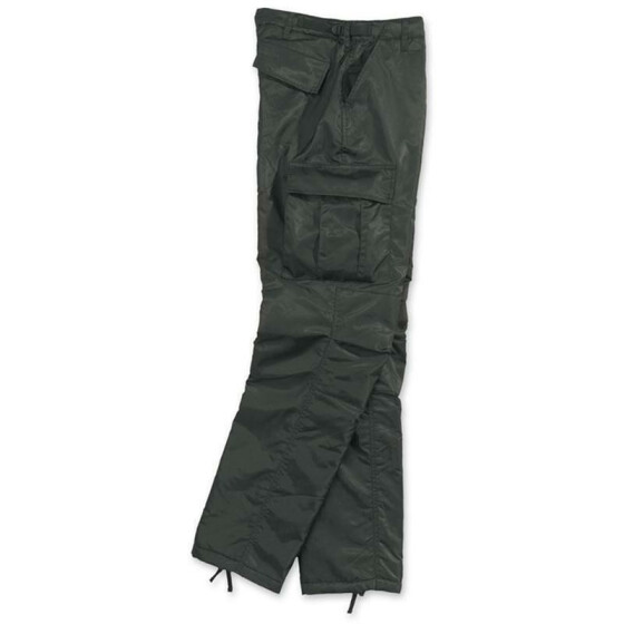 SURPLUS Thermohose MA-1, black
