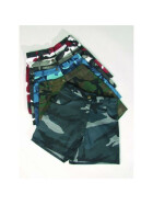 MILTEC SHORTS DAMEN, night camo