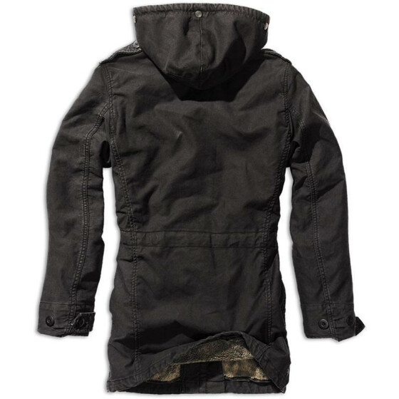 BRANDIT Haley Damenparka, black