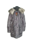FREE SPIRIT Damen-Winter-Parka KELSEY, carbon