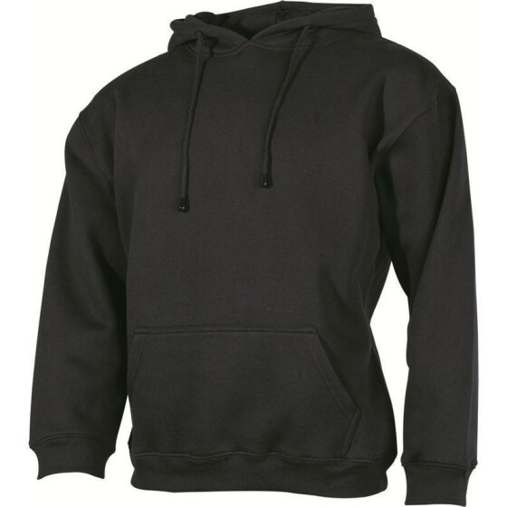 MFH Kapuzen-Sweat-Shirt, PC, 340g, black